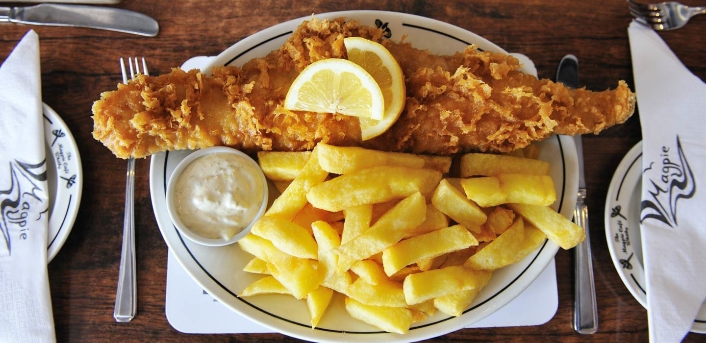 OceanView Fish and Chips